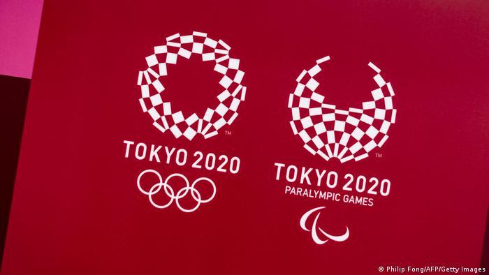 Логотипи Олімпійських та Параолімпійських ігор у Токіо