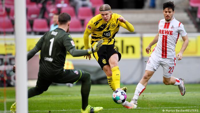 Germany Bundesliga - FC Cologne v Borussia Dortmund
