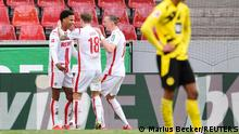 Deutschland Bundesliga - FC Köln v Borussia Dortmund