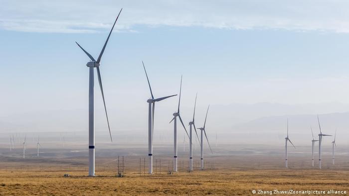مزارع طاقة الرياح
