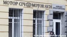Ukraine Motor Sich In Kiew