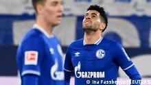 Deutschland Bundesliga - Schalke 04 v Borussia Mönchengladbach