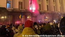 Ukraine Protest