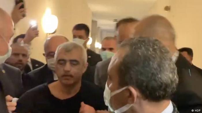 Türkei Festnahme Ömer Faruk Gergerlioglu