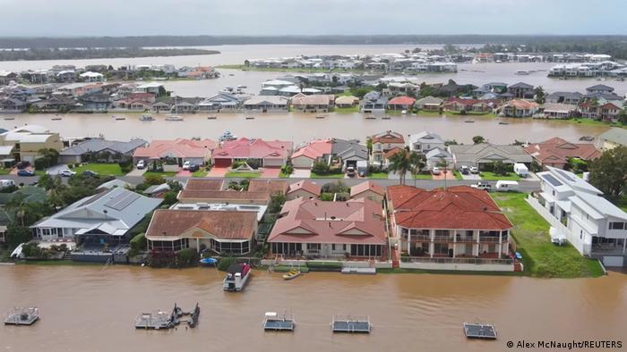 Australien | Überschwemmungen in Macquarie