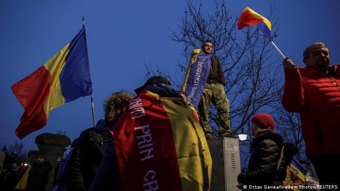 România | Coronavirus |Proteste