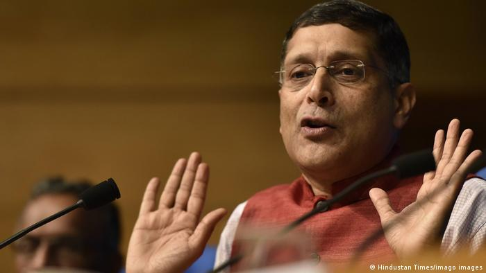 Indien Arvind Subramanian