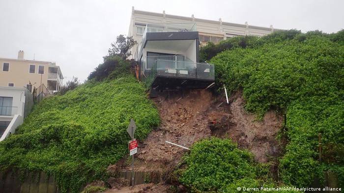 Australien Überschwemmung in New South Wales