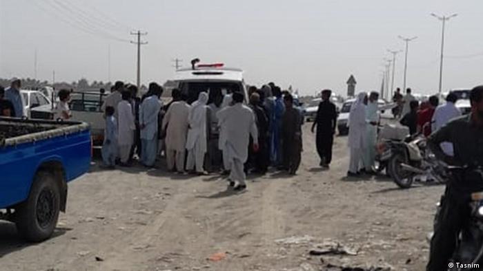 Iran | Explosion in Savaran