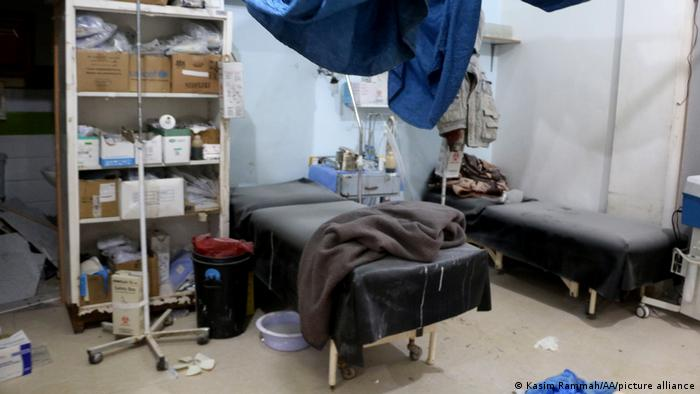 Syrien | Angriff auf Krankenhaus in Aleppo