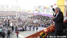 Türkei Newroz-Fest in Diyarbakır
