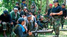 Philippinen Abu Sayyaf Sprecher Abu Sabaya ARCHIV