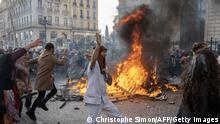 Frankreich I Illegaler Karneval in Marseille