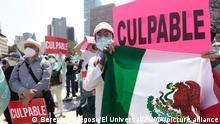 Proteste in Mexiko