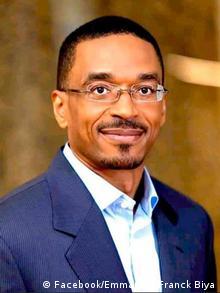 Emmanuel Franck Biya fils aîné de Paul Biya