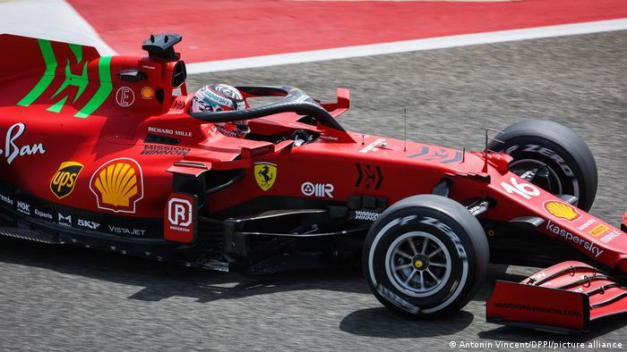 Bildergalerie Formel 1 - Autos und Fahrer 2021