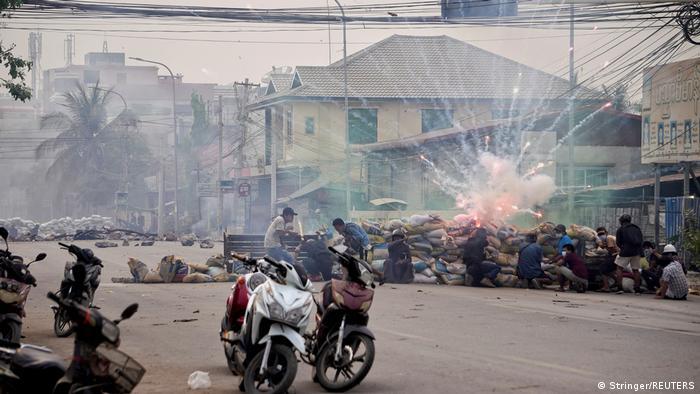 05 Weltspiegel | Myanmar | 22.03.2021