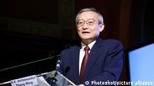 China EU -Beauftragter Zhang Ming