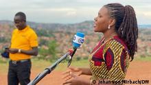 Uganda Edith Kimani | 77 Percent Street Debate