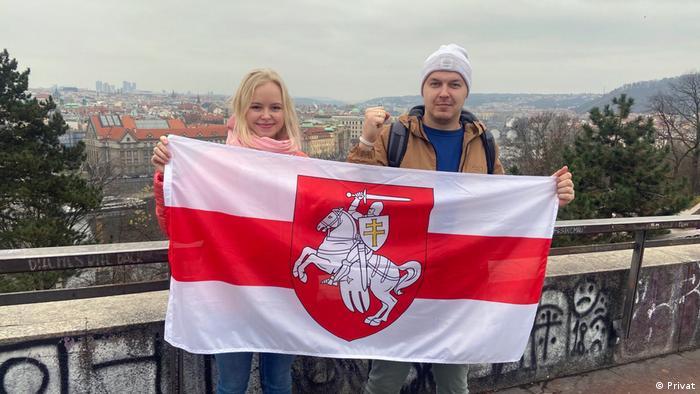 Алексей и Ольга Белостоцкие