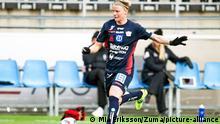 Fußball | Nilla Fischer, Fußballspielerin