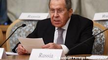 Russland Afghanistan-Konferenz in Moskau
