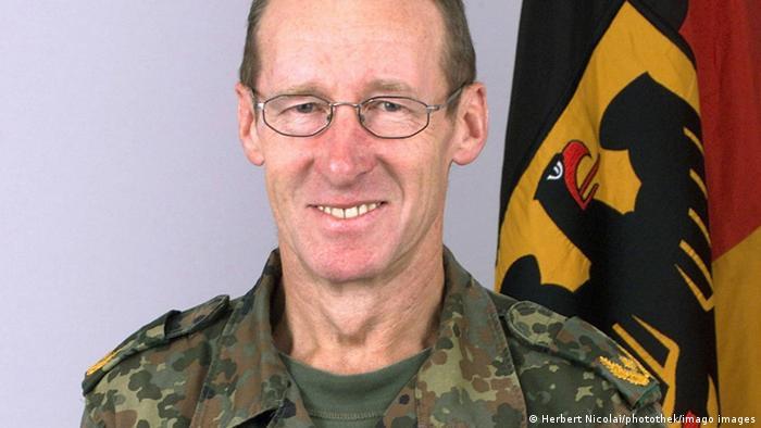 Reinhard Guenzel smiling
