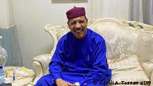 Niger Präsident Bazoum