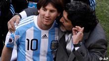 WM Südafrika 2010 Argentinien vs Südkorea