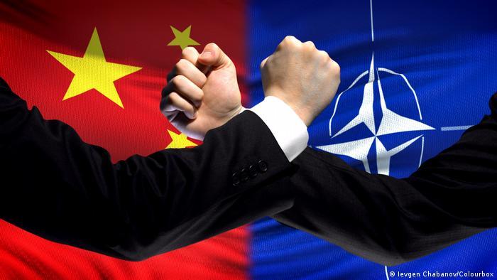 Symbolbild NATO - China