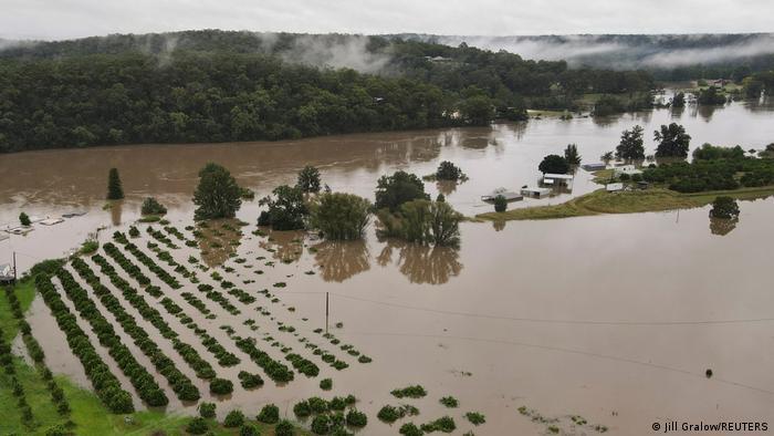 Australien Überschwemmungen