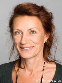 Sol Parti Federal Meclis Vekili Ulla Jelpke
