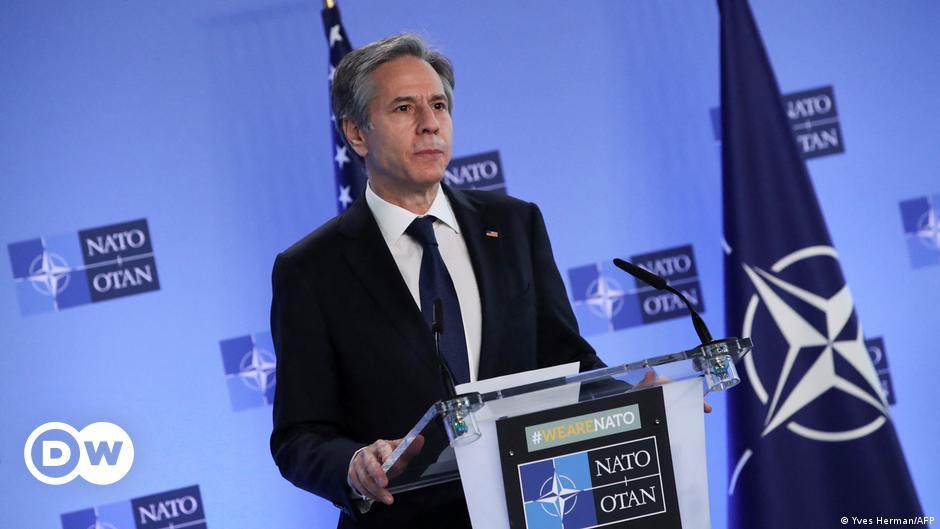 Blinken: Türkiye NATO'da demirli kalmaya devam etmeli