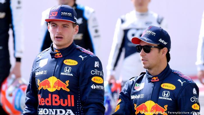 FIA Formel 1 Testfahrten 2021 in Bahrain TAG 1 Bahrain