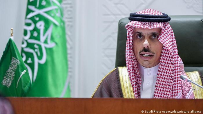 فیصل بن فرحان، وزیر امور خارجه عربستان سعودی