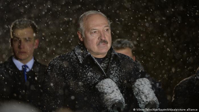 Alexander Lukashenko, en una foto de archivo.