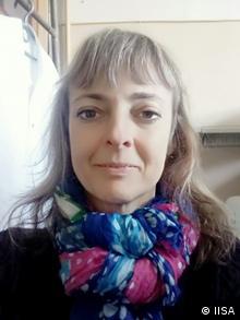 Докторка біологічних наук Ганна Геращенко