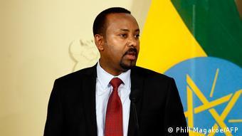 Äthiopien l Premierminister Ahmed Abiy
