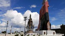 Angola Cuito Cuanavale Gedenkstätte Denkmal
