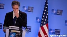 Belgien NATO l US-Außenminister Blinken in Brüssel