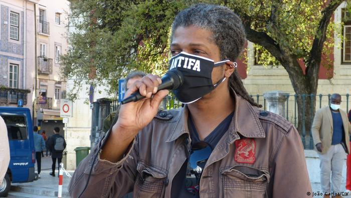 Portugal Anti-Rassismus-Demonstration in Lissabon | Danilo Moreira
