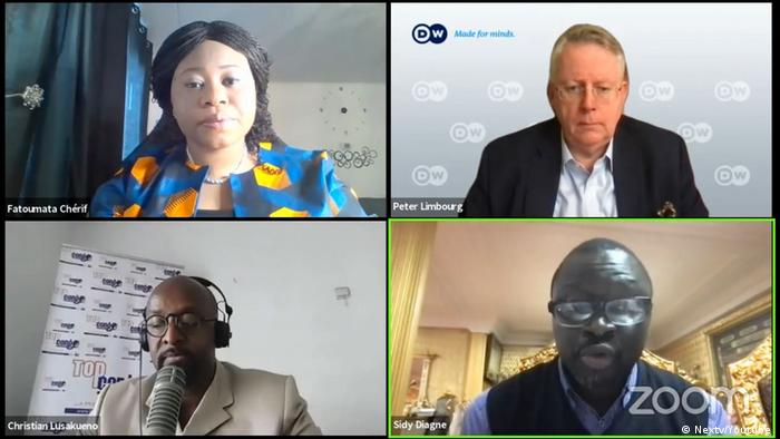 Screenshot Youtube | Nextv Series Afrique 2021