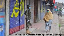 Pakistan Corona-Pandemie Peshawar