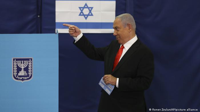 Νέα κυβέρνηση χωρίς τον Νατανιάχου κυοφορείται στο Ισραήλ