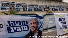 Prognose: Netanjahus Likud-Partei gewinnt Wahl in Israel