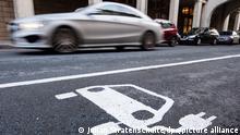 Preise an Ladesäulen für Elektroautos