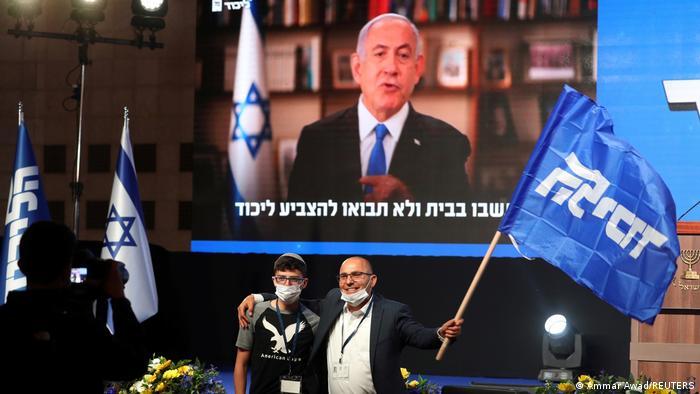 Israel I Wahlsieg Benjamin Netanjahu Likud Partei