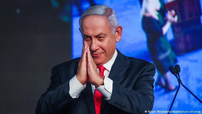 Israel Parlamentswahl | Wahlsieger Netanjahu