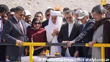24.03.2021 *** Eröffnung des Kamal Khan Staudamm. (c) Präsidialpresseabteilung von Afghanistan