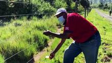 Eco Africa Sendung (c) DW Kenya, Eburu Forest